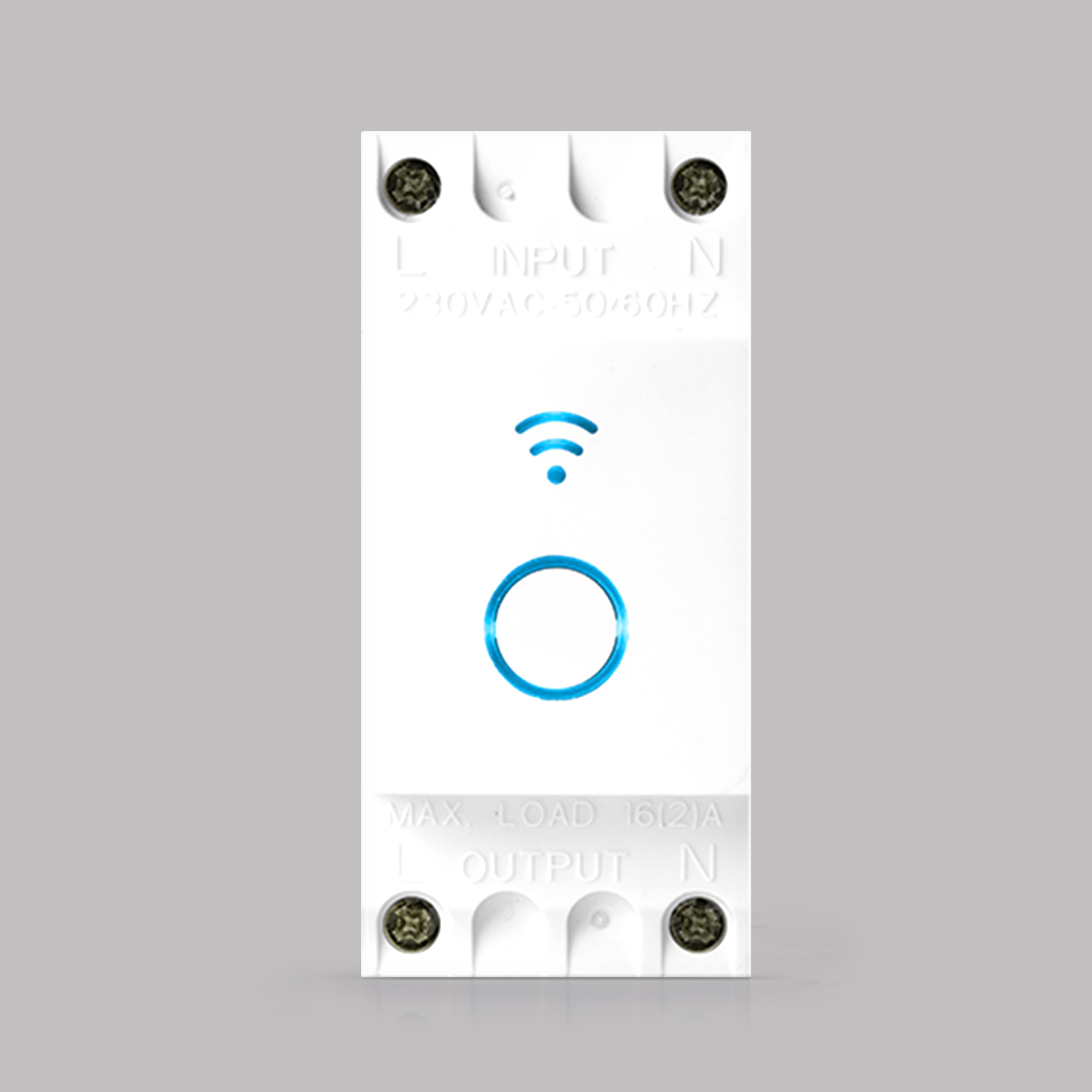פנטסטי מפסק ללוח חשמל חכם – smartgrade HM-52